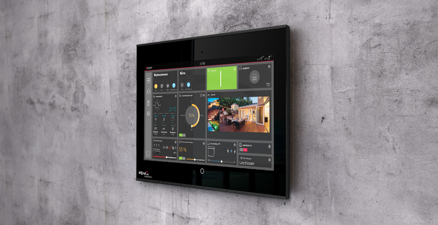 Controlmini - now also available with a black frame