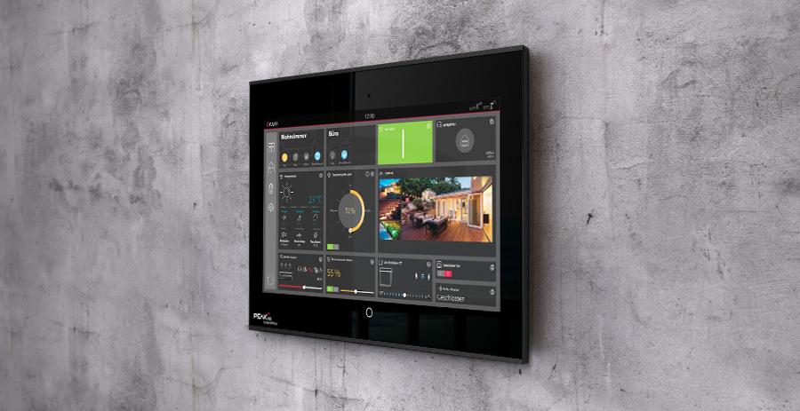 Controlmini – jetzt auch mit schwarzem Rahmen