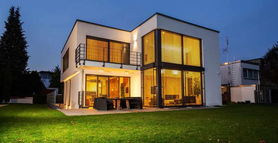 KNX Smart Home in the Taunus relies on automation with PEAKnx