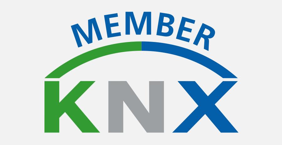 Wir sind KNX-Mitglied