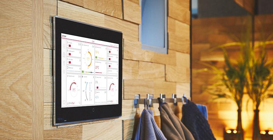 Neues Touchpanel Controlmini vereinigt Zuverlässigkeit und Eleganz