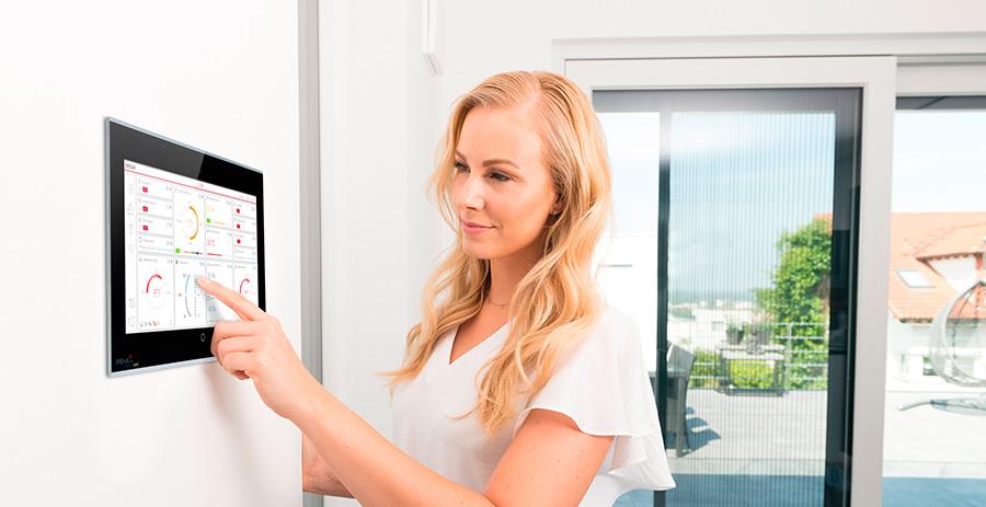 PEAKnx Controlmini – Die smarte All-in One-Lösung für das intelligente Zuhause